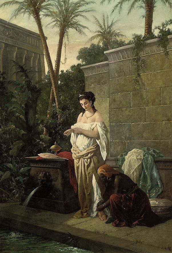 Enrico Fanfani (Italian, 1824-1885)