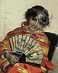 Giovanni Costa (Livorno 1833-1893) , Giovanni Costa, Click for value