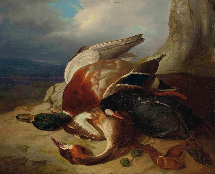 ANDREAS LACH (EISGRUB 1817-1882 VIENNE)