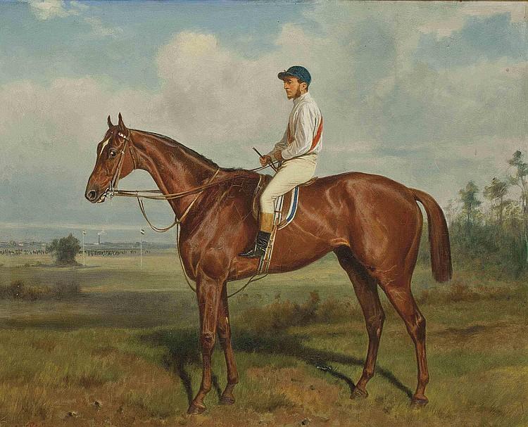 WILHELM RICHTER (VIENNE 1824-1892)