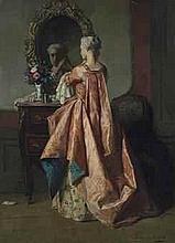 JEAN CAROLUS (BELGIAN, 1814-1897)