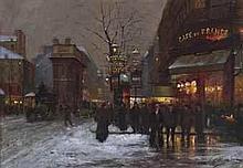 FAUSTO GIUSTO (ITALIAN, 1867-1941)