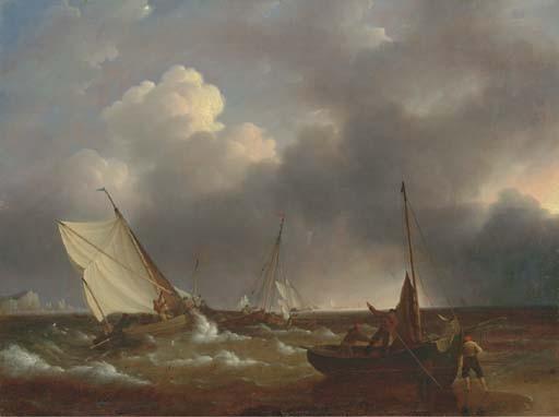 John (Jock) H. Wilson (British, 1774-1855)