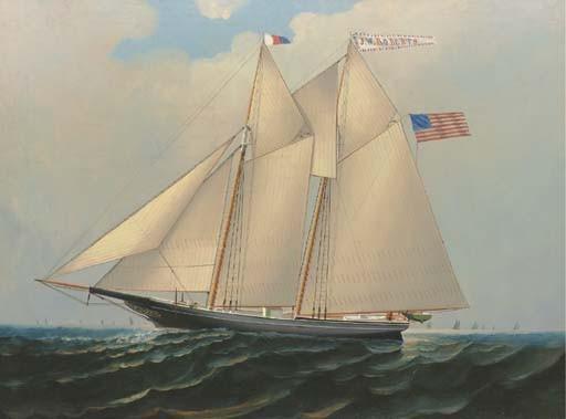 Elisha Taylor Baker (American, 1827-1890)