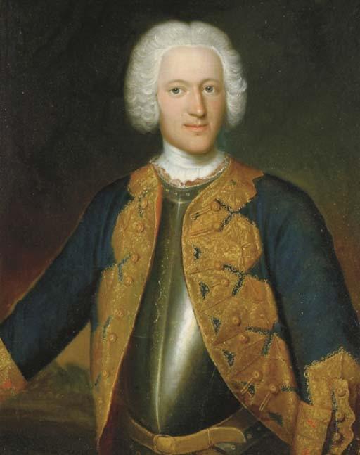 Georg Lisiewski (Olesek 1674-1750 Berlin)