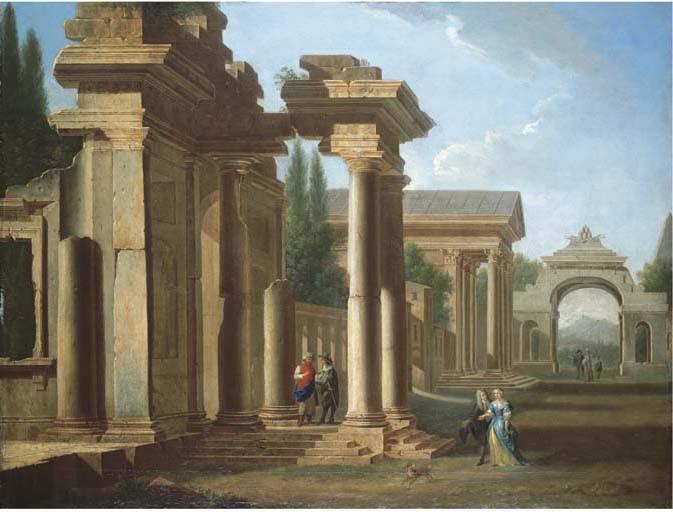 Niccolò Codazzi (Naples c. 1642-1693 Genoa)