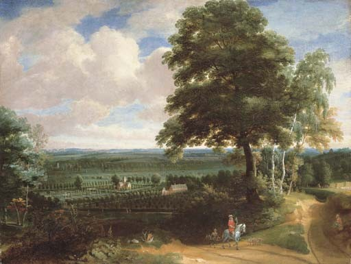 Jacques d'Arthois (Brussels 1613-1686)