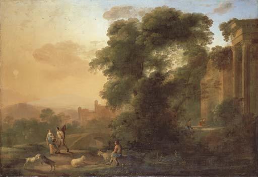 Herman van Swanevelt (?Woerden c. 1600-1655 Paris)