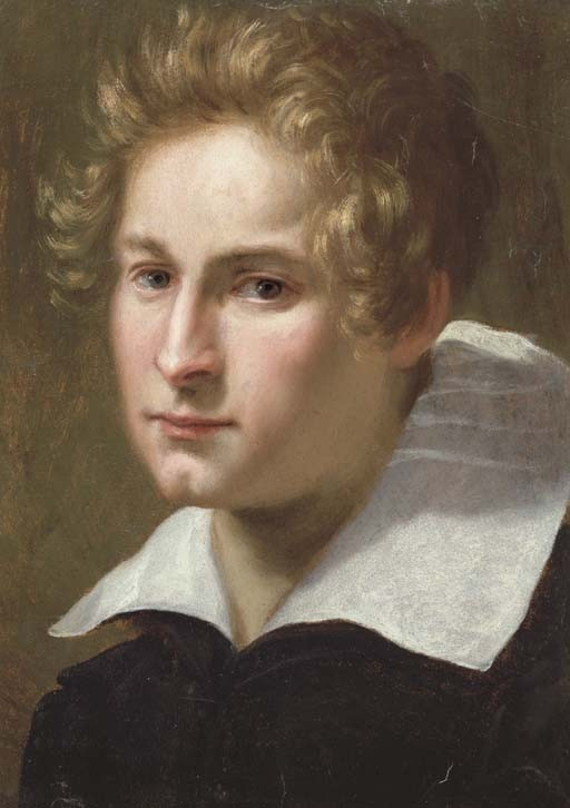 Jacopo Vignali (Pratovecchio 1592-1664 Florence)