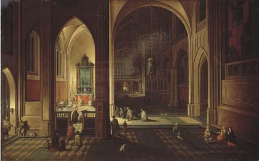 Pieter Neefs I (Antwerp ?1578-1656/61)