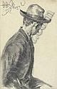 Adolf von Menzel (1815-1905), Adolf von Menzel, Click for value
