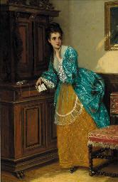 Arthur William Redgate (1860-1906)