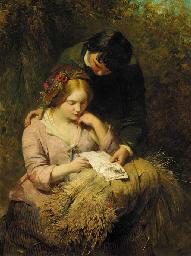 James John Hill, R.B.A. (1811-1882)