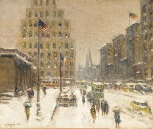 Guy Carleton Wiggins (1848-1932)
