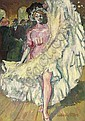 Danseuse de cabaret,  Ludovic-Rodo, Click for value
