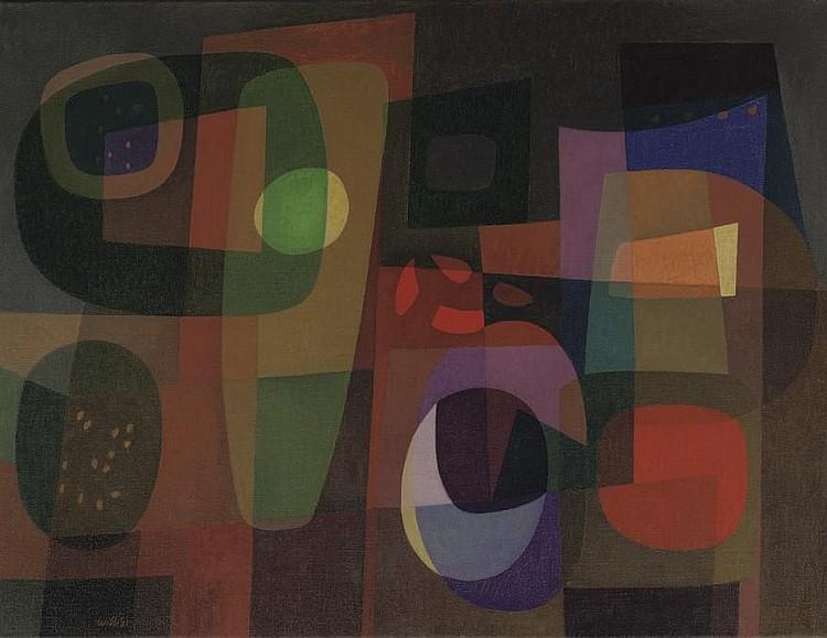 Will Leewens (DUTCH, 1923-1986)