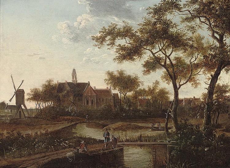 Balthasar van der Veen (Amsterdam 1596/7-after 1657 Haarlem)