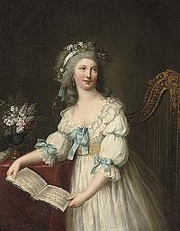 Circle of Marie-Victoire Lemoine (Paris 1754-1820)
