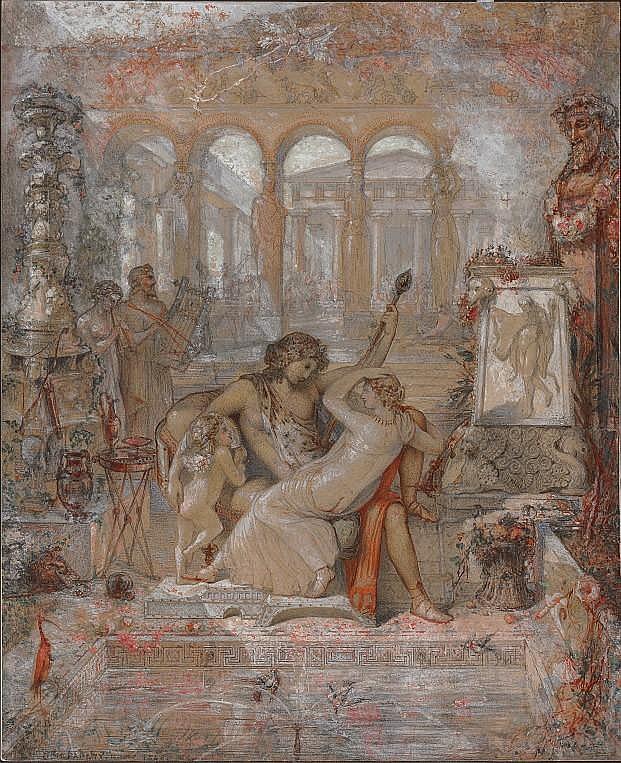 Dominique-Louis Papety (Marseille 1815-1849)