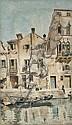 Vettore Zanetti-Zilla (Italian, 1864-1945)                                        , Vettore Zanetti-Zilla, Click for value