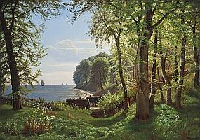 Eiler Rasmussen Eilersen (Danish, 1827-1912)