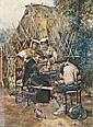 Domenico Pennacchini (Italian, 1860-1910)                                        , Domenico Pennacchini, Click for value