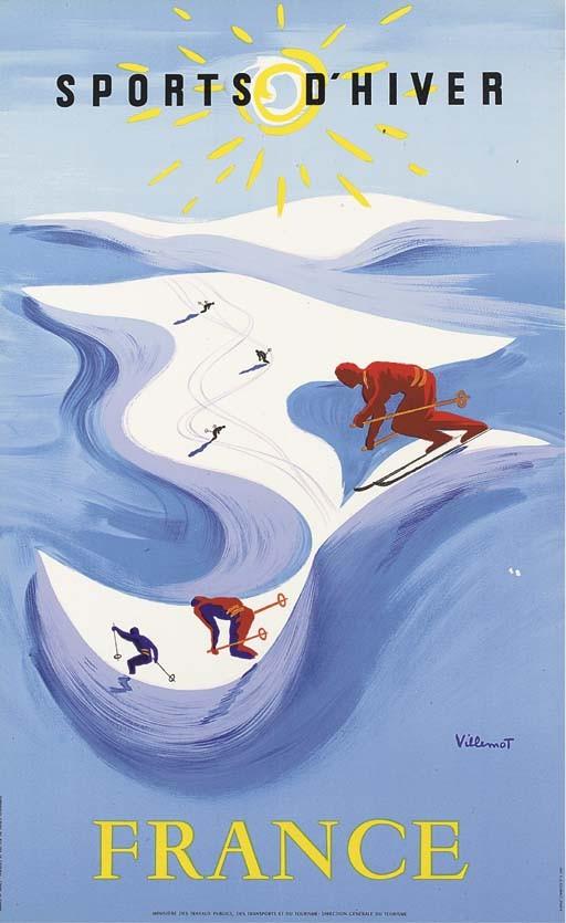 VILLEMOT, BERNARD (1911-1989)