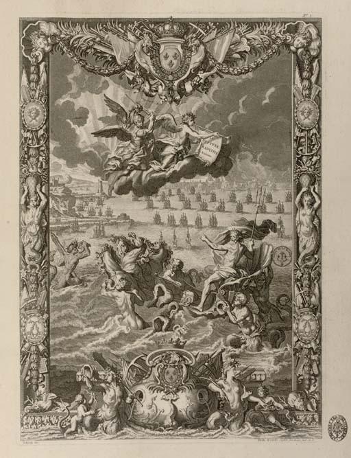 [BELLIN, Jacques-Nicolas (1703-72)]. <I>Le Neptune François, ou Receuil des Cartes Marines.</I>