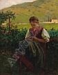 Theodor Kleehaas (German, b.1854), Theodor Kleehaas, Click for value