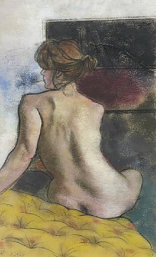 Marynka Smoking