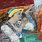My Mother Dancing, R B Kitaj, Click for value