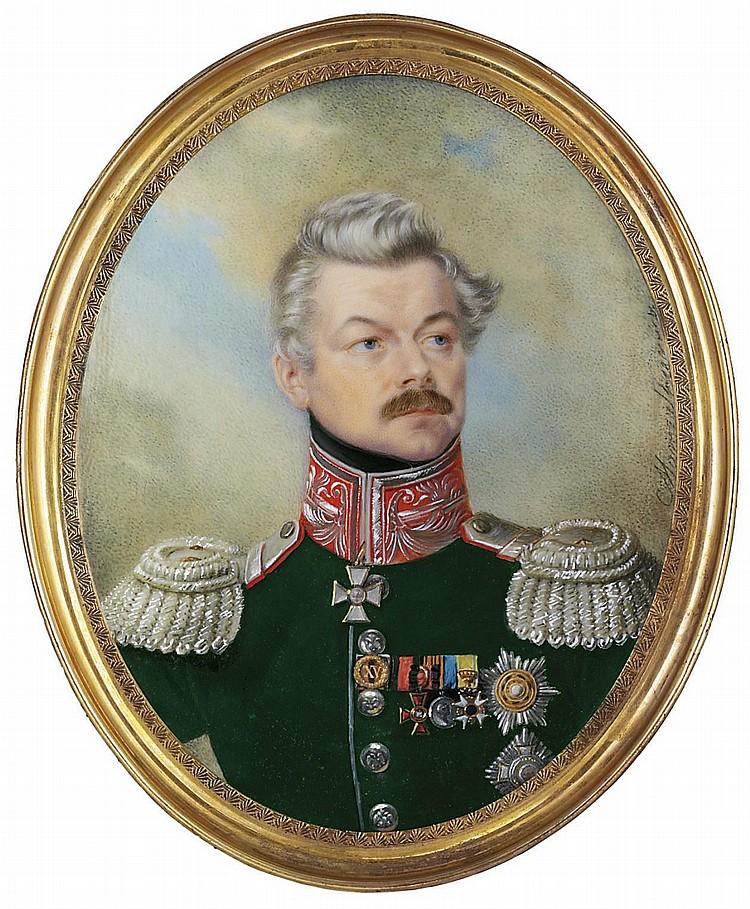 STANISLAW MARSZALKIEWICZ (POLISH, 1789-1872)