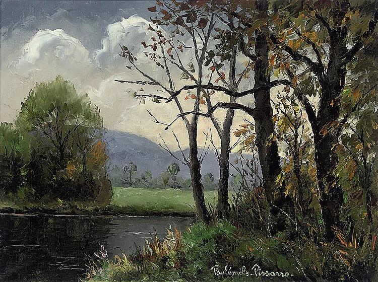 Paul-Émile Pissarro (1884-1972)
