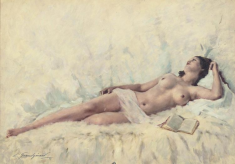 Lucien Henri Grandgérard (FRENCH, 1880-1970)