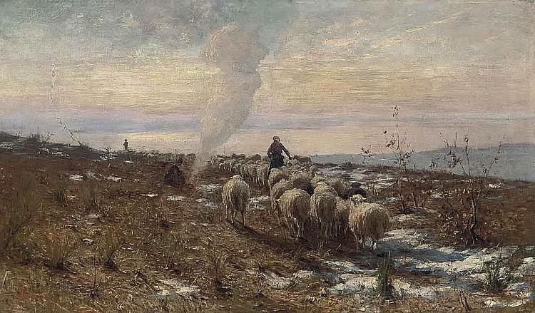 Achille Tominetti (Italian, 1848-1917)