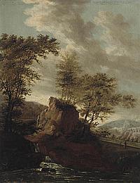 Attributed to Guillam Dubois (Haarlem c.1623/5-1680)
