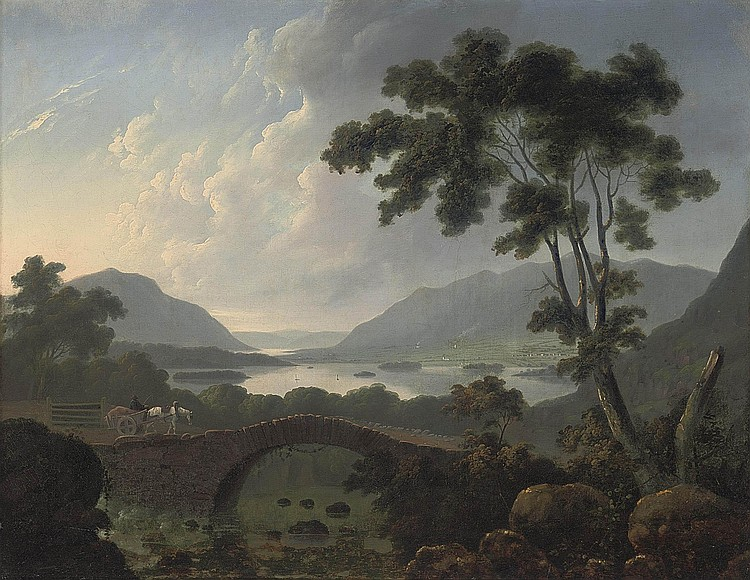 Attributed to Thomas Walmsley (Ireland 1763-1806 Bath)