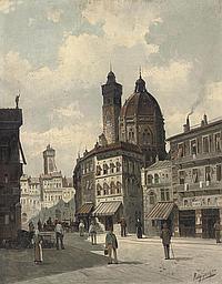 August von Siegen (GERMAN, 1850)