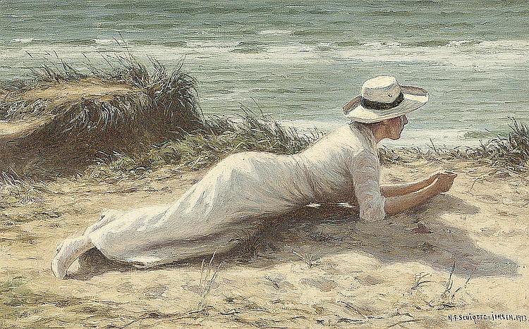 Niels Frederik Schiottz-Jensen (Danish, 1855-1941)
