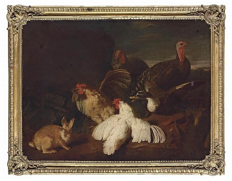 Attributed to Giovanni Agostino Cassana (Genoa 1658-1720)