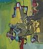 Roberto Burle Marx (Brazilian 1909-1994)                                        , Roberto Burle Marx, Click for value
