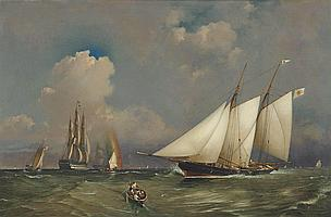 Charles Henry Seaforth (Naples 1801-c.1854)