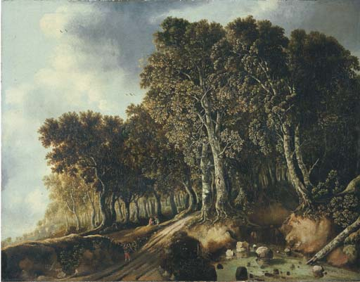 Roelant Roghman (Amsterdam 1627-1692)
