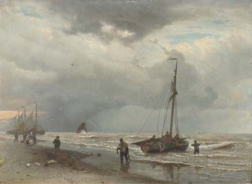 Willem Anthonie van Deventer (Dutch, 1842-1893)