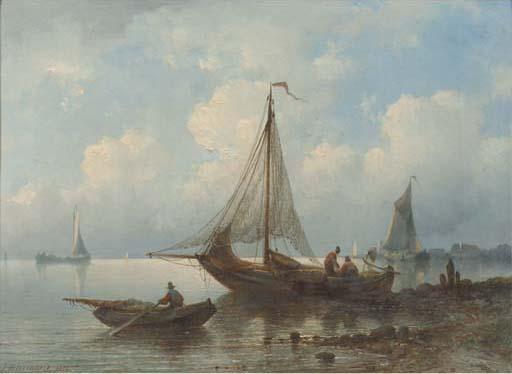 Johannes Hilverdink (Dutch, 1813-1902)