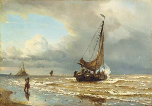 Willem Anthonie van Deventer (Dutch, 1824-1893)