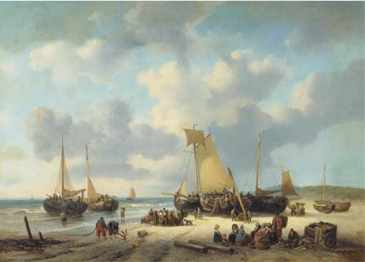 George Willem Opdenhoff (Dutch, 1807-1873)