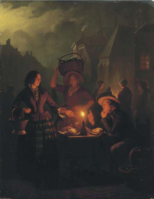 Petrus van Schendel (Dutch, 1806-1870)