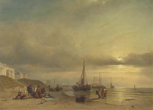 Petrus Paulus Schiedges (Dutch, 1813-1876)