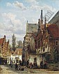Cornelis Springer (Dutch, 1817-1891), Cornelis Springer, Click for value
